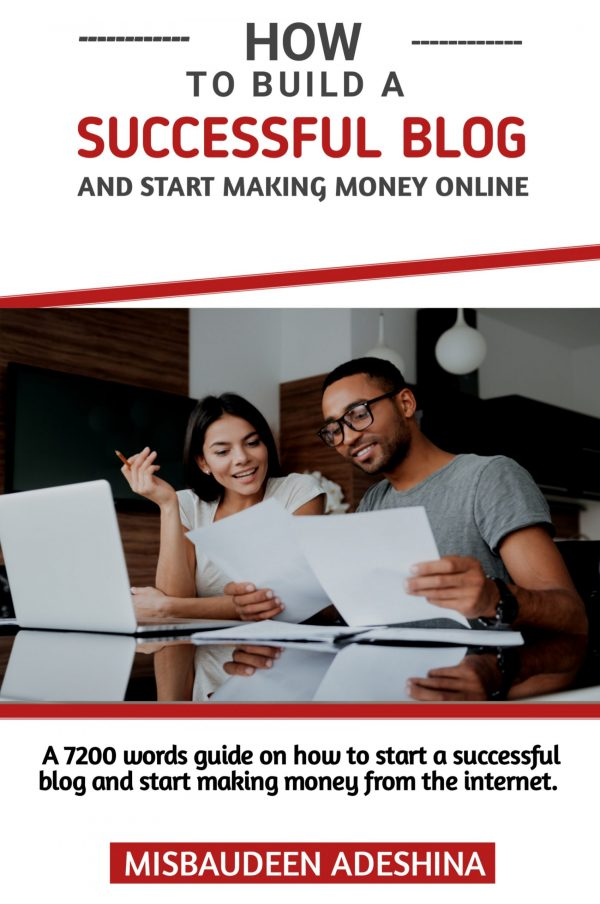 How to Build a Succesful Blog And Start Making Money Online scaled